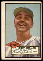 High # - Billy Herman [GOOD]