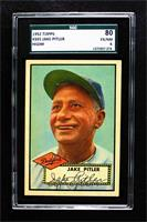 High # - Jake Pitler [SGC 80 EX/NM 6]