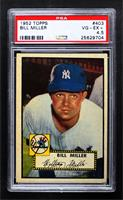 High # - Bill Miller [PSA 4.5 VG‑EX+]