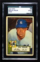 High # - Bill Miller [SGC35GOOD+2.5]