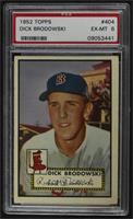High # - Dick Brodowski [PSA 6 EX‑MT]