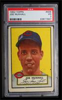 High # - Joe Nuxhall [PSA 3 VG]