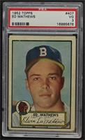 High # - Eddie Mathews [PSA 3 VG]