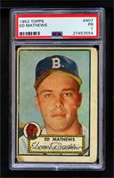High # - Eddie Mathews [PSA 1 PR]