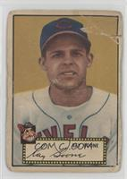 Ray Boone (Black Back) [Poor]