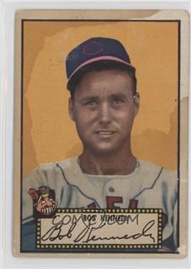 1952 Topps - [Base] #77.2 - Bob Kennedy (Black Back) [PoortoFair]