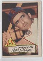 Billy Johnson [GoodtoVG‑EX]