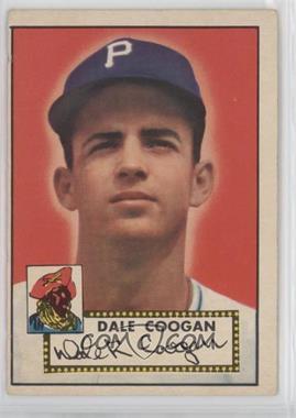 1952 Topps - [Base] #87 - Dale Coogan [NoneGoodtoVG‑EX]