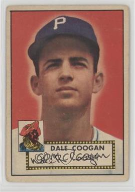 1952 Topps - [Base] #87 - Dale Coogan [Good to VG‑EX]