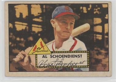 1952 Topps - [Base] #91 - Red Schoendienst [GoodtoVG‑EX]