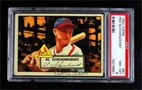 Red Schoendienst [PSA 8 NM‑MT]