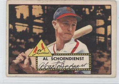 1952 Topps - [Base] #91 - Red Schoendienst [Good to VG‑EX]