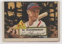 Red Schoendienst [Poor to Fair]