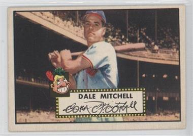 1952 Topps - [Base] #92 - Dale Mitchell
