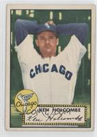 Ken Holcombe [Good to VG‑EX]