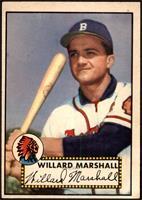 Willard Marshall [EX]