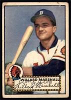 Willard Marshall [GOOD]