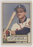 Willard Marshall [GoodtoVG‑EX]