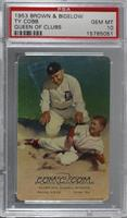 Ty Cobb (Atlantic Service Station) [PSA 10 GEM MT]