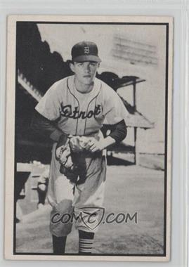 1953 Bowman - Black and White #18 - Billy Hoeft