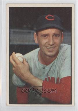 1953 Bowman Color - [Base] #106 - Ken Raffensberger