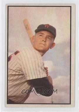 1953 Bowman Color - [Base] #139 - Pete Runnels