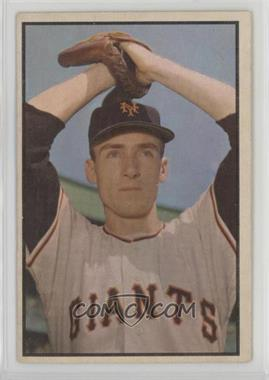 1953 Bowman Color - [Base] #149 - Al Corwin