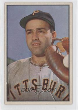 1953 Bowman Color - [Base] #21 - Joe Garagiola