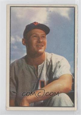 1953 Bowman Color - [Base] #24 - Jackie Jensen