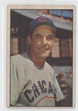 1953 Bowman Color - [Base] #30 - Phil Cavarretta [GoodtoVG‑EX]