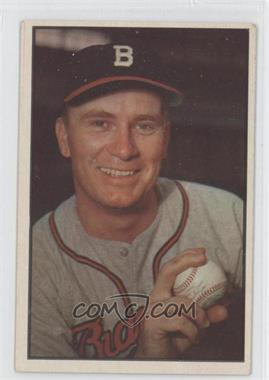 1953 Bowman Color - [Base] #37 - Jim Wilson