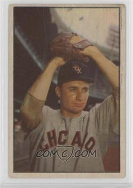 1953 Bowman Color - [Base] #50 - Lou Kretlow [Good to VG‑EX]