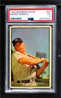 Mickey Mantle [PSA 3 VG]