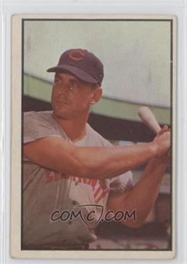 1953 Bowman Color - [Base] #62 - Ted Kluszewski