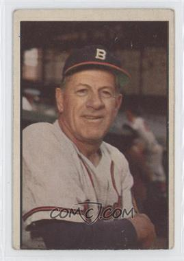 1953 Bowman Color - [Base] #69 - Charlie Grimm [Good to VG‑EX]