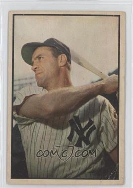 1953 Bowman Color - [Base] #84 - Hank Bauer