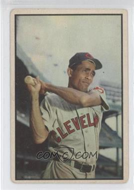 1953 Bowman Color - [Base] #86 - Harry Simpson