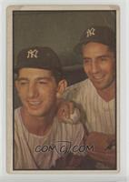 Phil Rizzuto, Billy Martin [Poor to Fair]