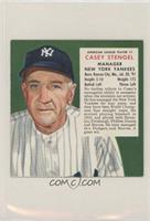 Casey Stengel (Contest Expires March 31, 1954)