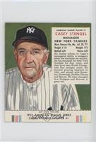 Casey Stengel (Contest Ends March 31, 1954) [NonePoortoFair]