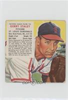 Gerry Staley (Contest Expires May 31, 1954) [PoortoFair]