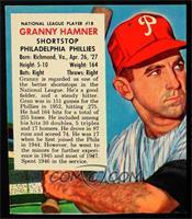 Granny Hamner [EX]