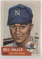 Bill Miller (Bio Information in Black) [GoodtoVG‑EX]