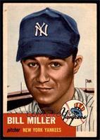 Bill Miller (Bio Information in White) [VGEX]
