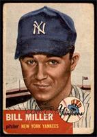 Bill Miller (Bio Information in White) [FAIR]