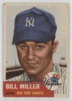 Bill Miller (Bio Information in White) [PoortoFair]