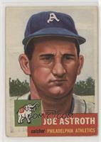 Joe Astroth (Bio Information in Whte)