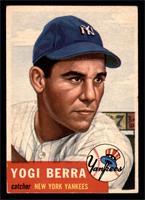 Yogi Berra (Bio Information in Black) [VGEX]