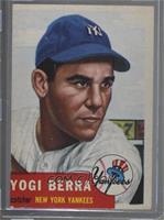 Yogi Berra (Bio Information in Black)