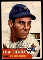 Yogi Berra (Bio Information in White) [GOOD]